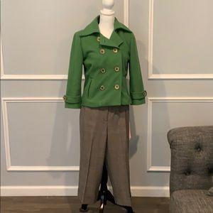 Cobi green blazer